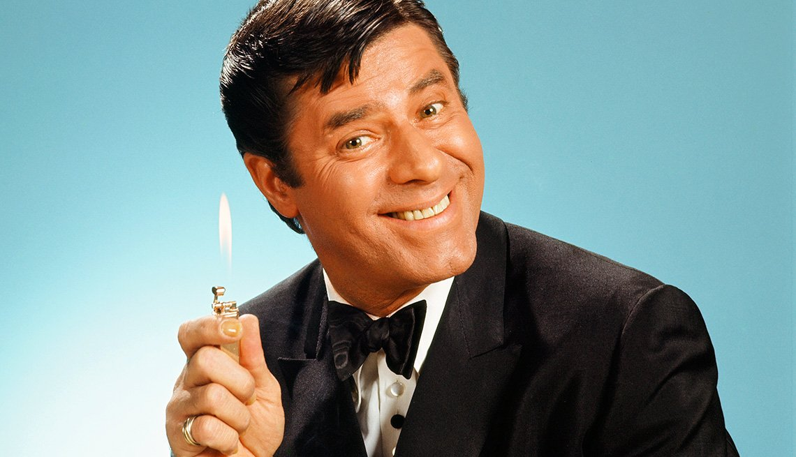 Jerry Lewis, 1971