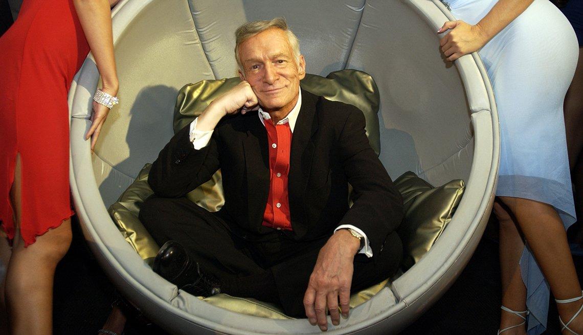 Hugh Hefner, Founder Of Playboy Dies At 91