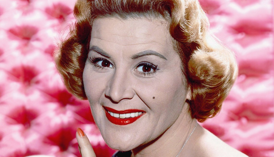 Actress Rose Marie