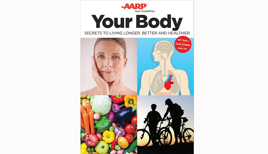 AARP Your body book cover