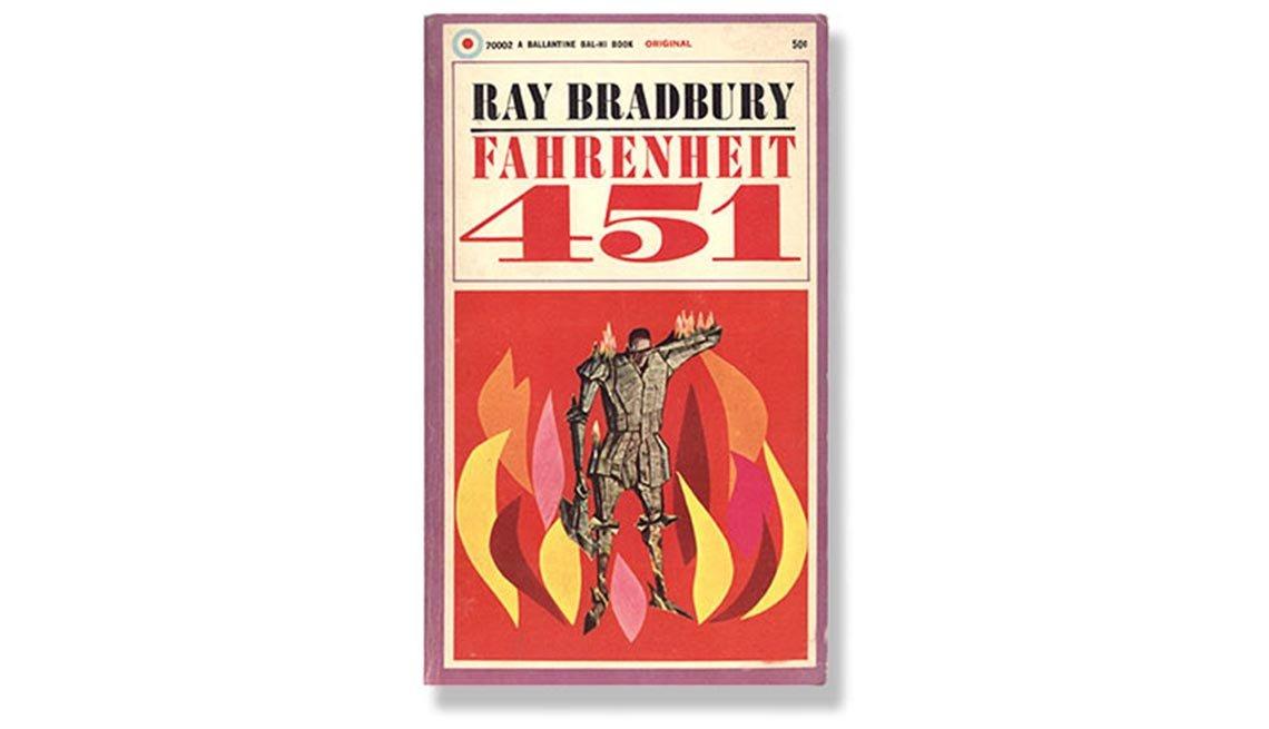 Fahrenheit 451, boomer books