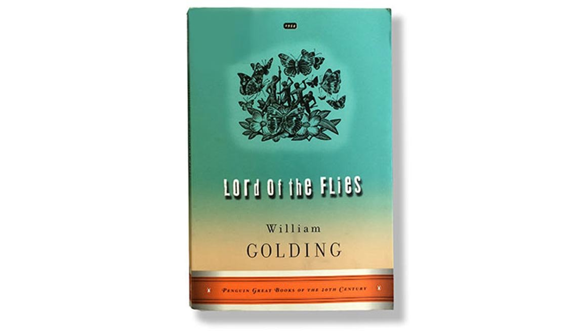 Lord of the Flies, boomer books