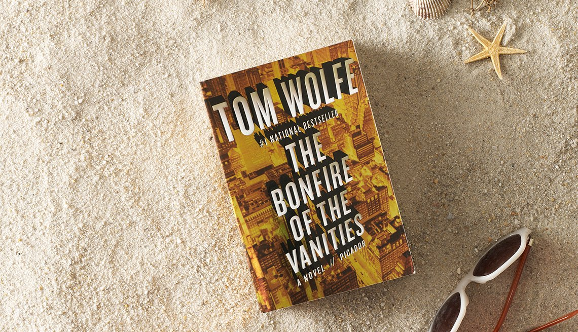 The Bonfire Of The Vanities, Book, Summer Reading