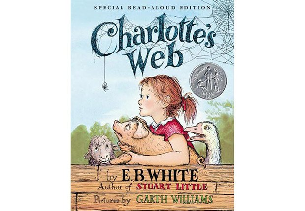 Charlottes Web, 21 Great Novels It's Worth Finding Time to Read
