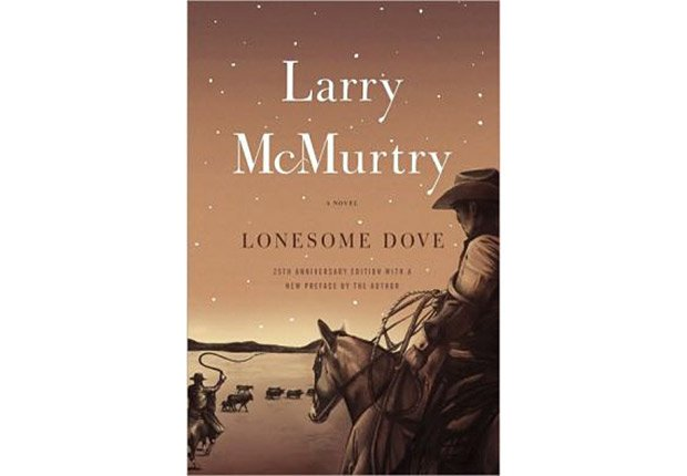 Lonesome Dove, 21 Great Novels It's Worth Finding Time to Read
