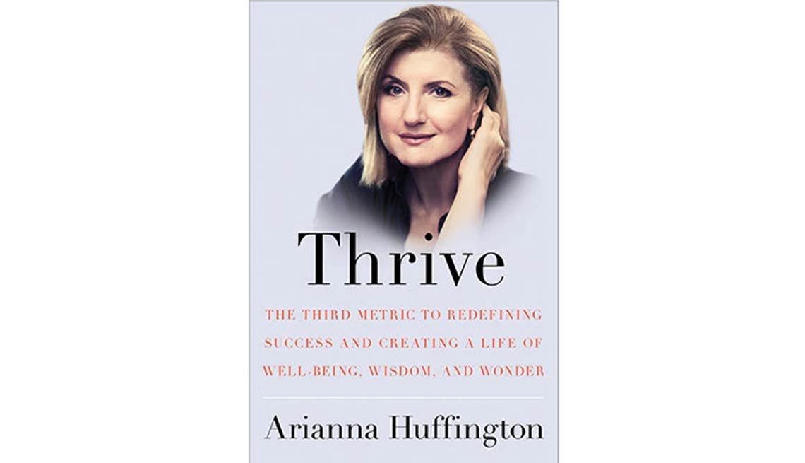 Thrive, Best Books of 2014
