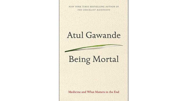 Being Mortal: Medicine and What Matters in the End, Best Books of 2014