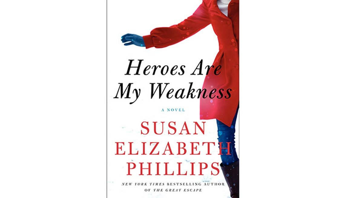 Heroes Are My Weakness, Best Books of 2014