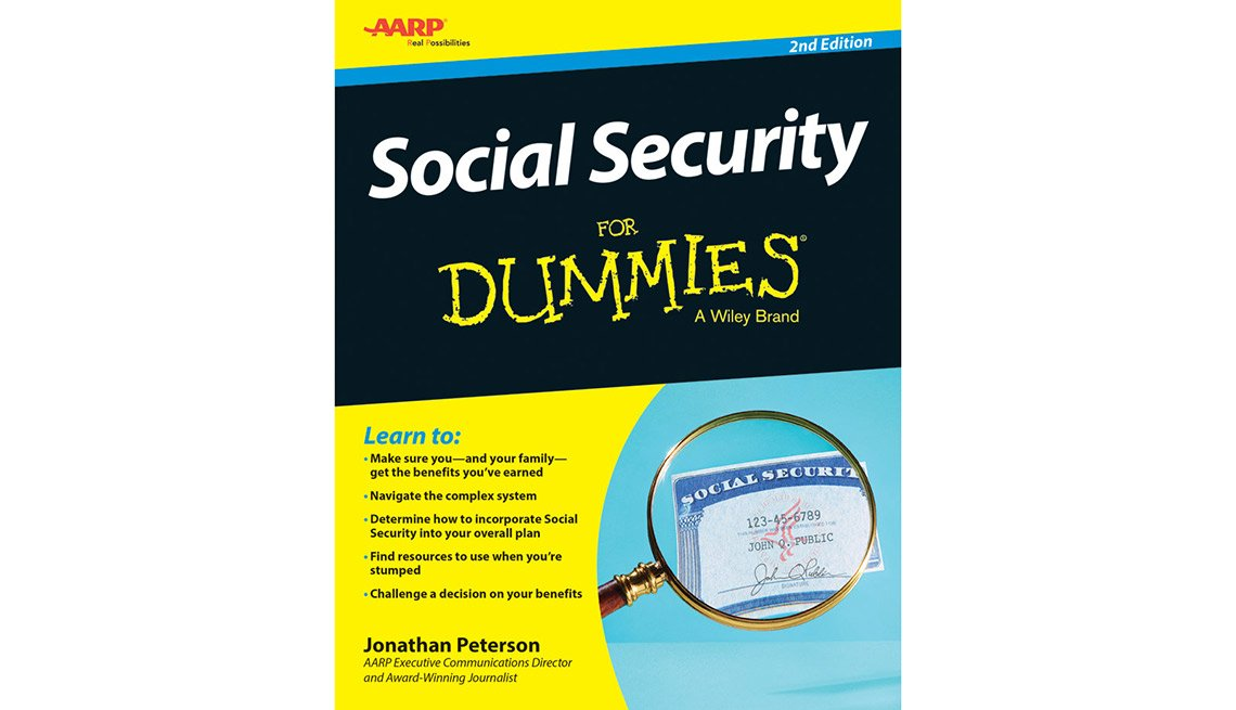 AARP Social Security for Dummies 2nd edition