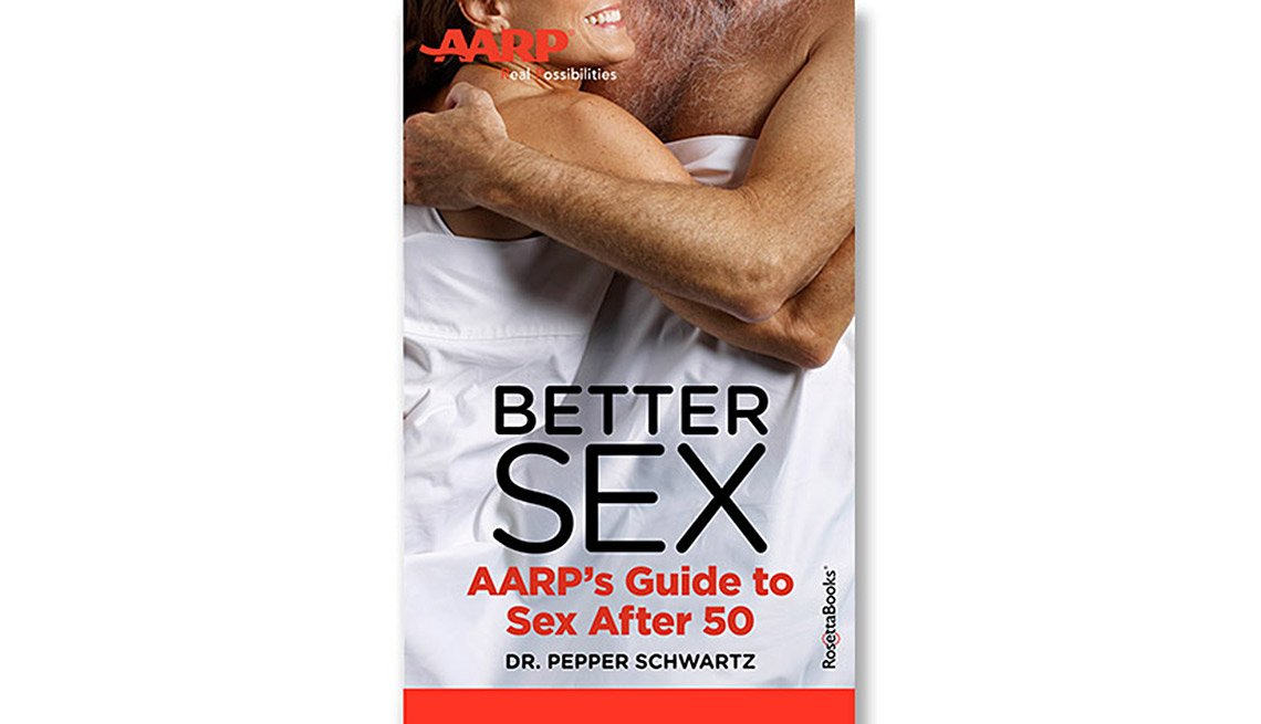 Book - better sex after 50