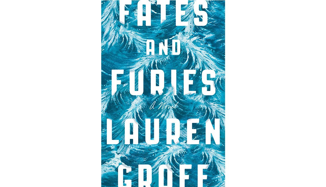 Novel 'Fates and Furies' by Lauren Groff tells of a marriage built on lies