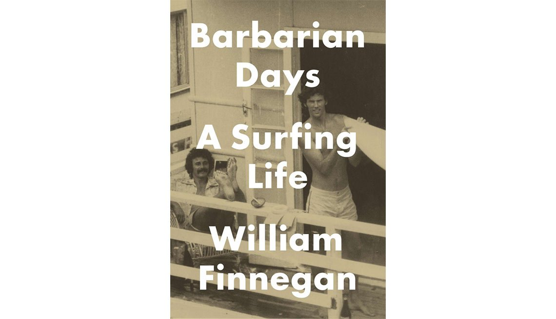 'Barbarian days' by William Finnegan, Winner of the 2016 Pulitzer Prize for Autobiography