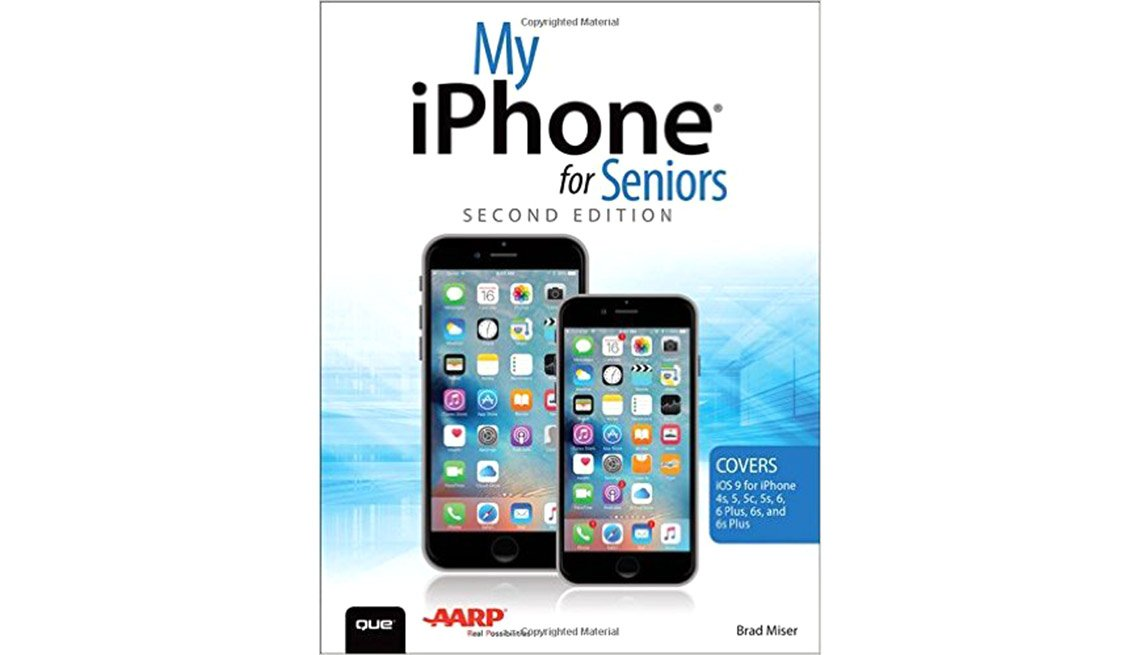 My iPhone for seniors book