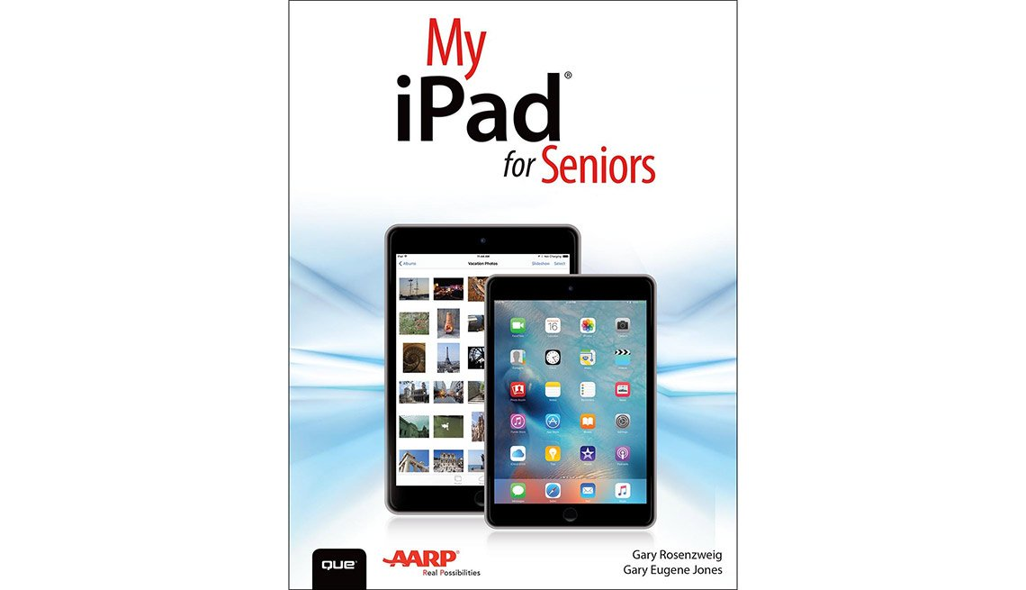 My Ipad for seniors book