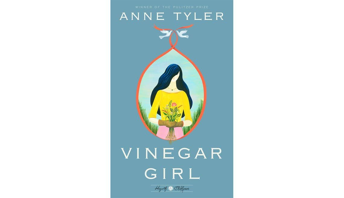'Vinegar Girl' By Anne Tyler