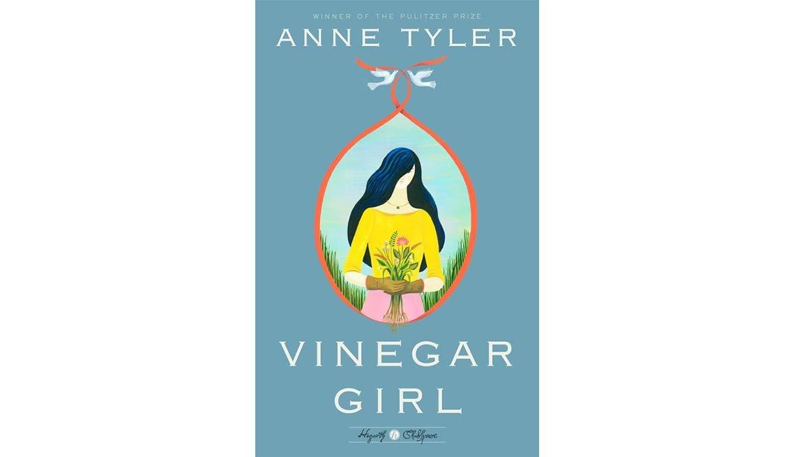 'Vinegar Girl' By Anne Tyler