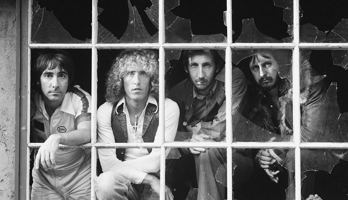 Slideshow: Pete Townshend