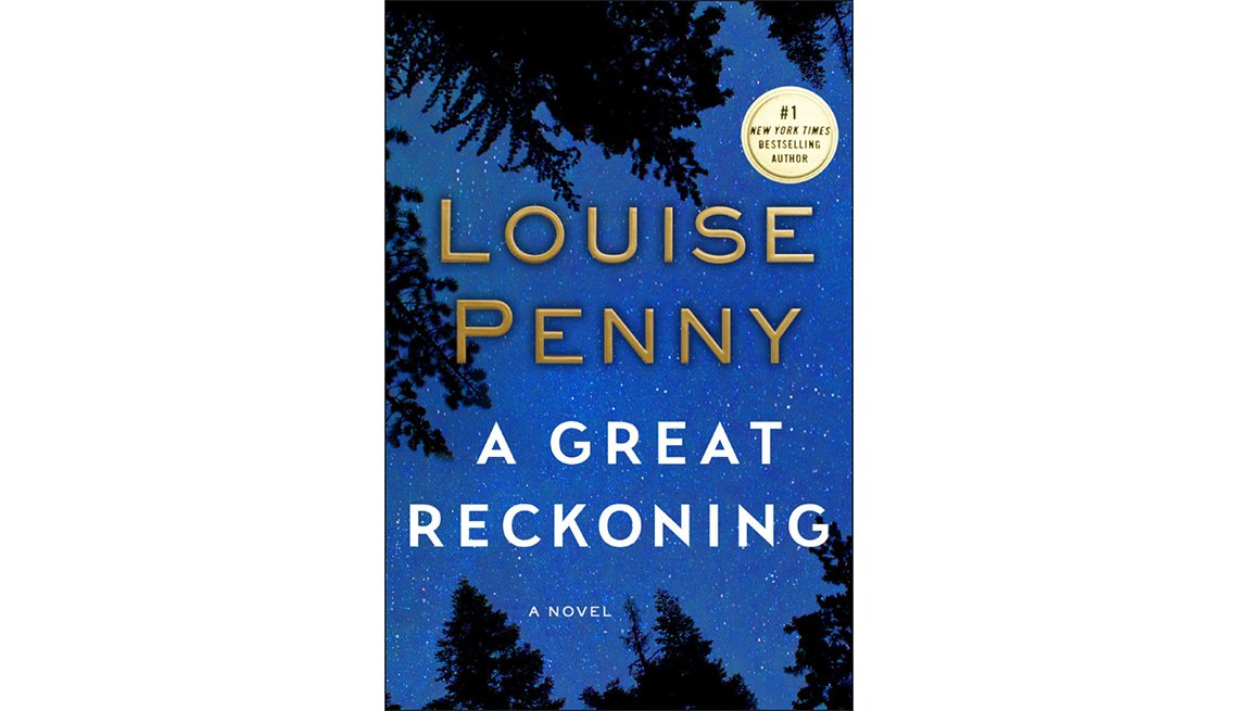 'A Great Reckoning' by Louise Penny