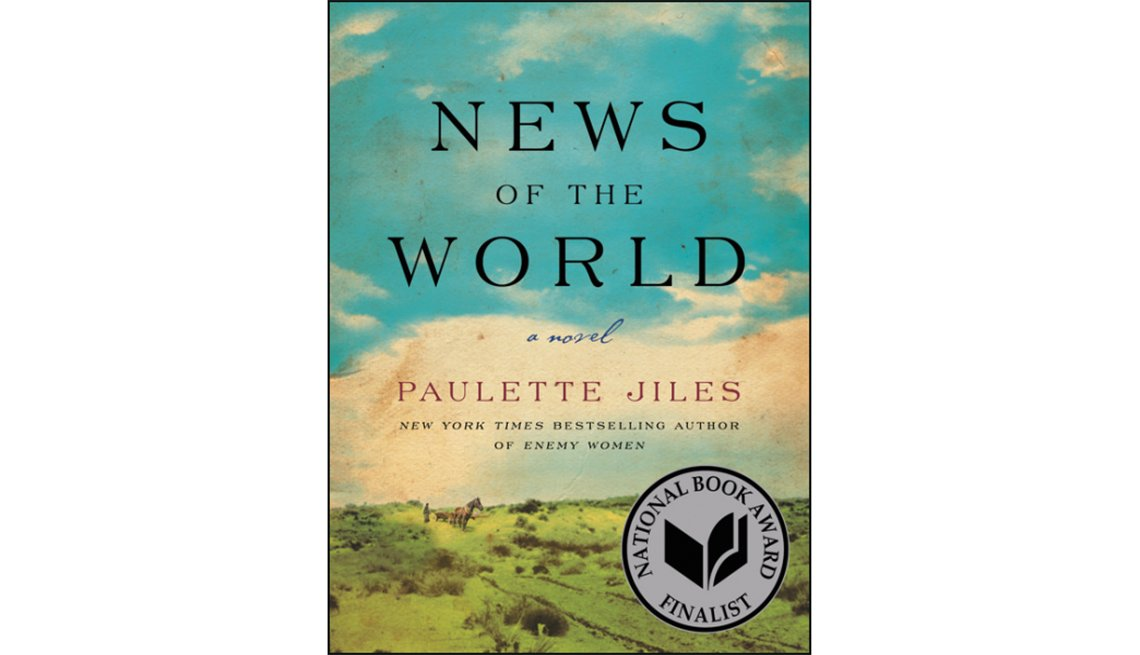 'News of the World' by Paulette Jiles