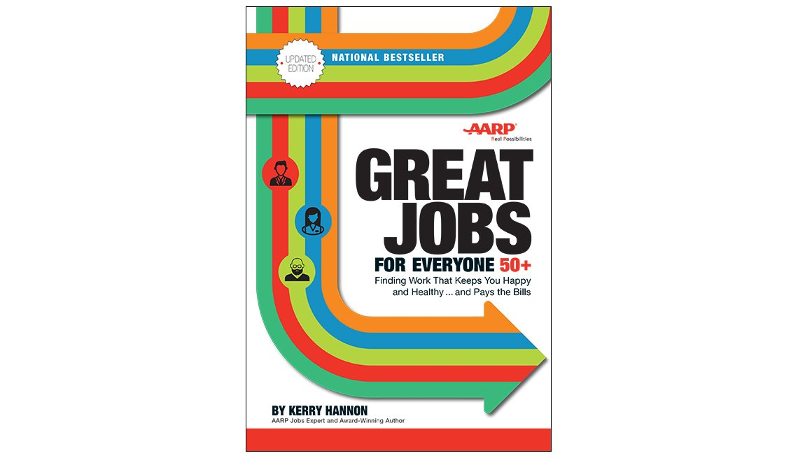 Great jobs for everyone 50+