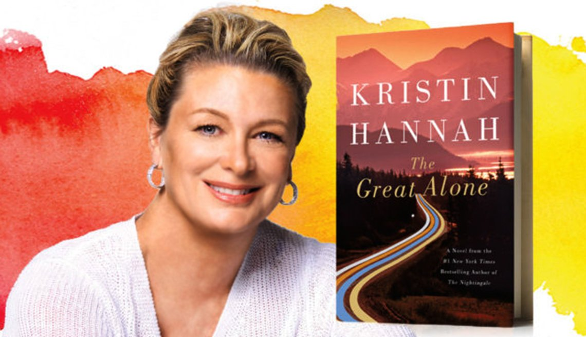The Great Alone book by Kristin Hannah