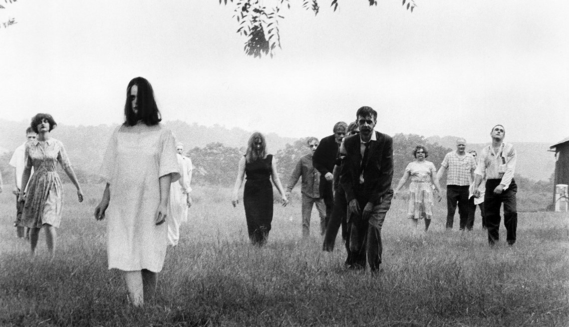 Still from 'Night of the Living Dead' 1968