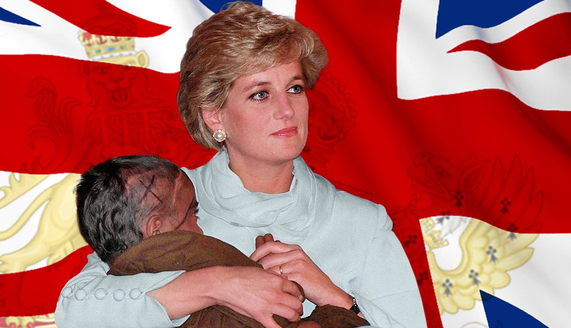 Princess Diana, Her Work
