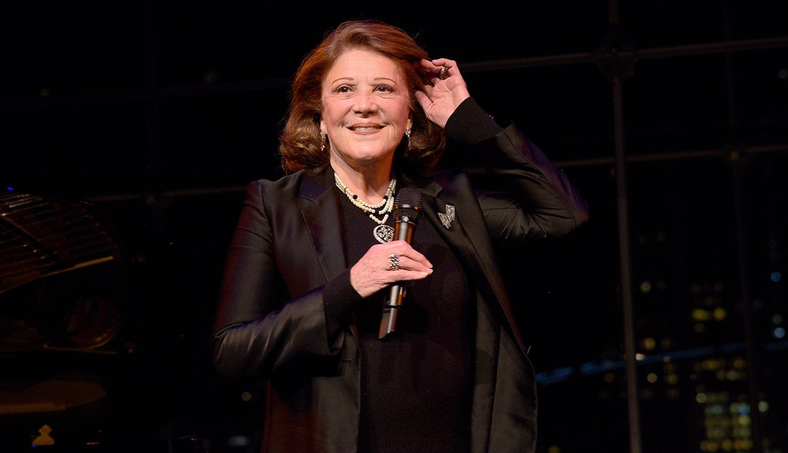 Oct. 15: Linda Lavin, 80