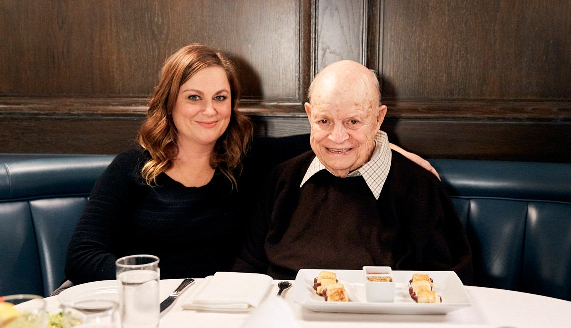 Dinner with Don, Amy Poehler