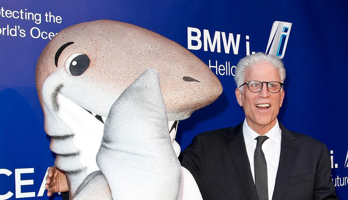 Ted Danson at the 7th Annual Oceana's Annual SeaChange Summer Party