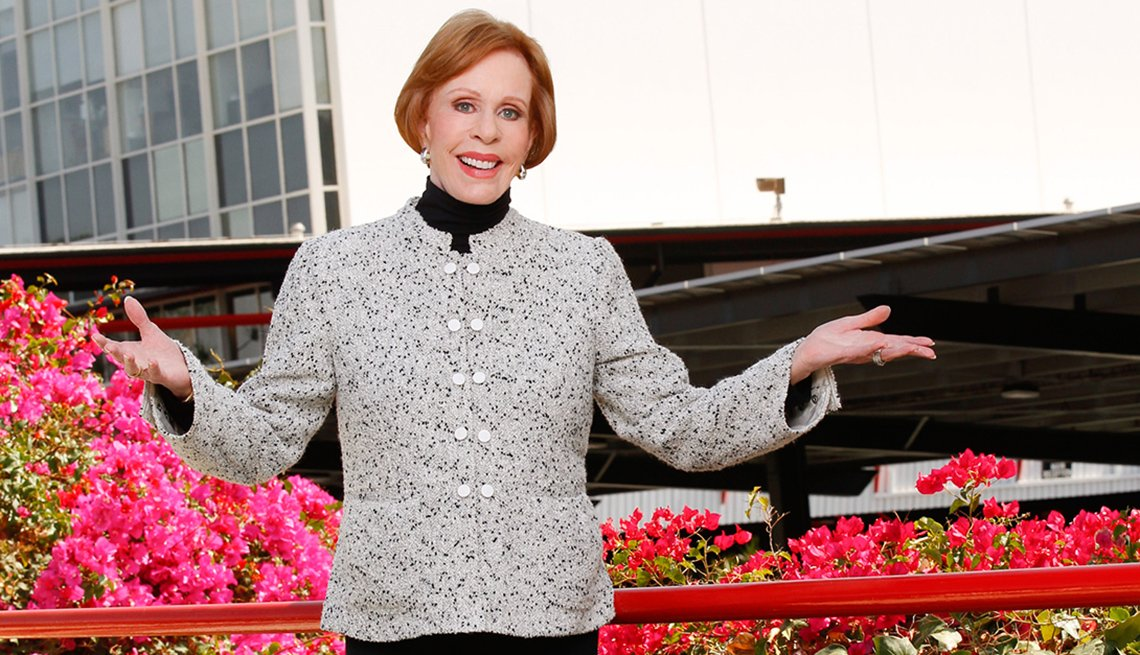 The Carol Burnett 50th Anniversary Special will air on CBS Dec 3rd