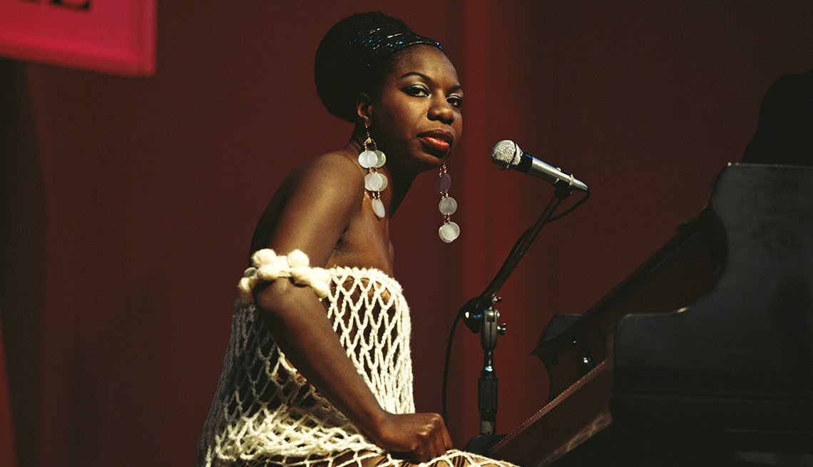 Rock and Roll Hall of Fame Nina Simone