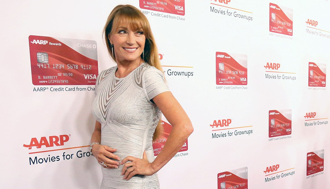 Jane Seymour attends  AARP The Magazine's 17th Annual Movies For Grownups Awards