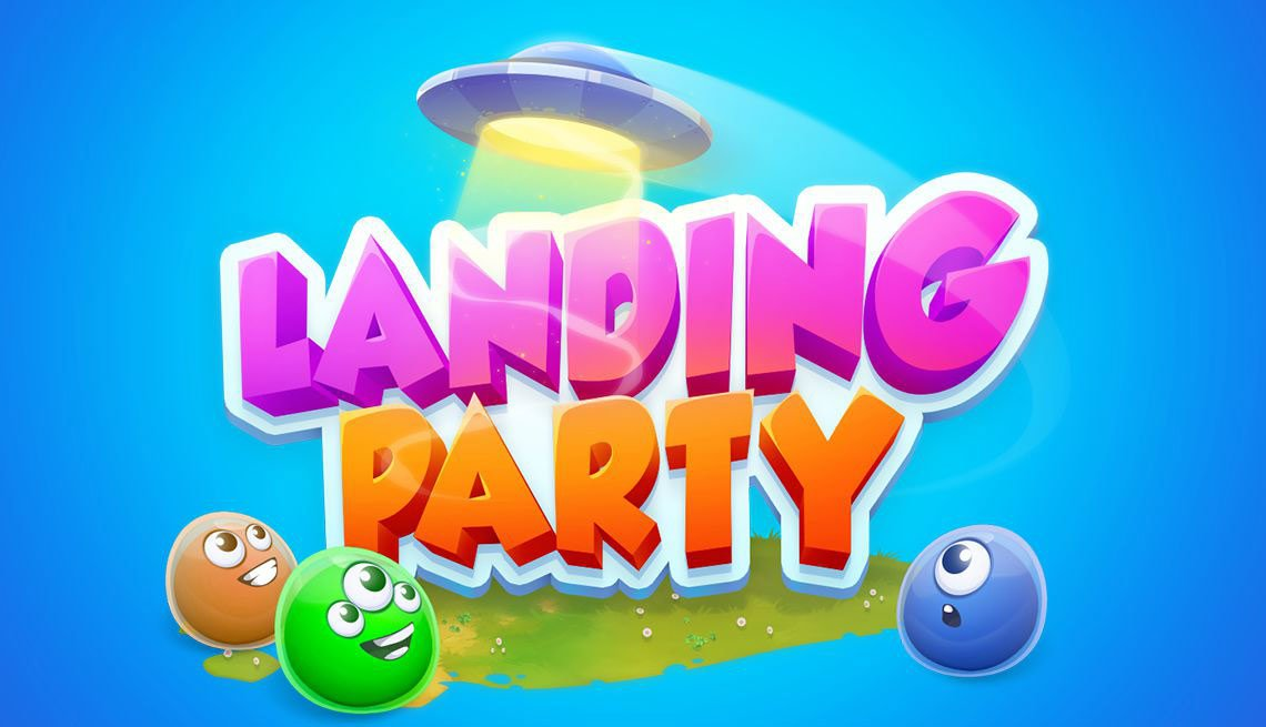 Landing-Party-game
