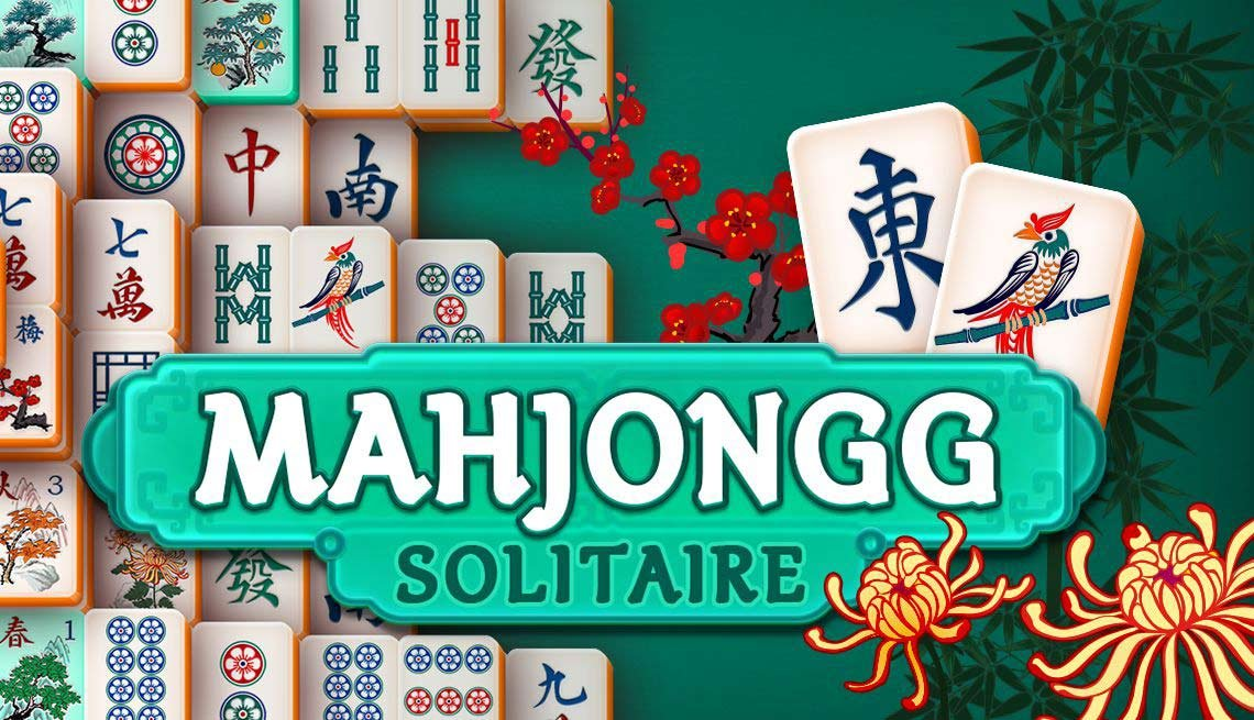 Mahjongg-Solitaire
