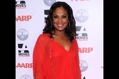 AARP The Magazine's 11th Annual Movies For Grownups Awards - Laila Ali