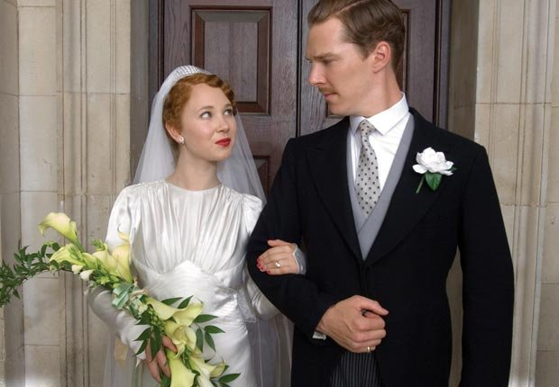 Benedict Cumberbatch and Juno Temple in Atonement, 2007. (Mary Evans/Universal/Everett Collection)