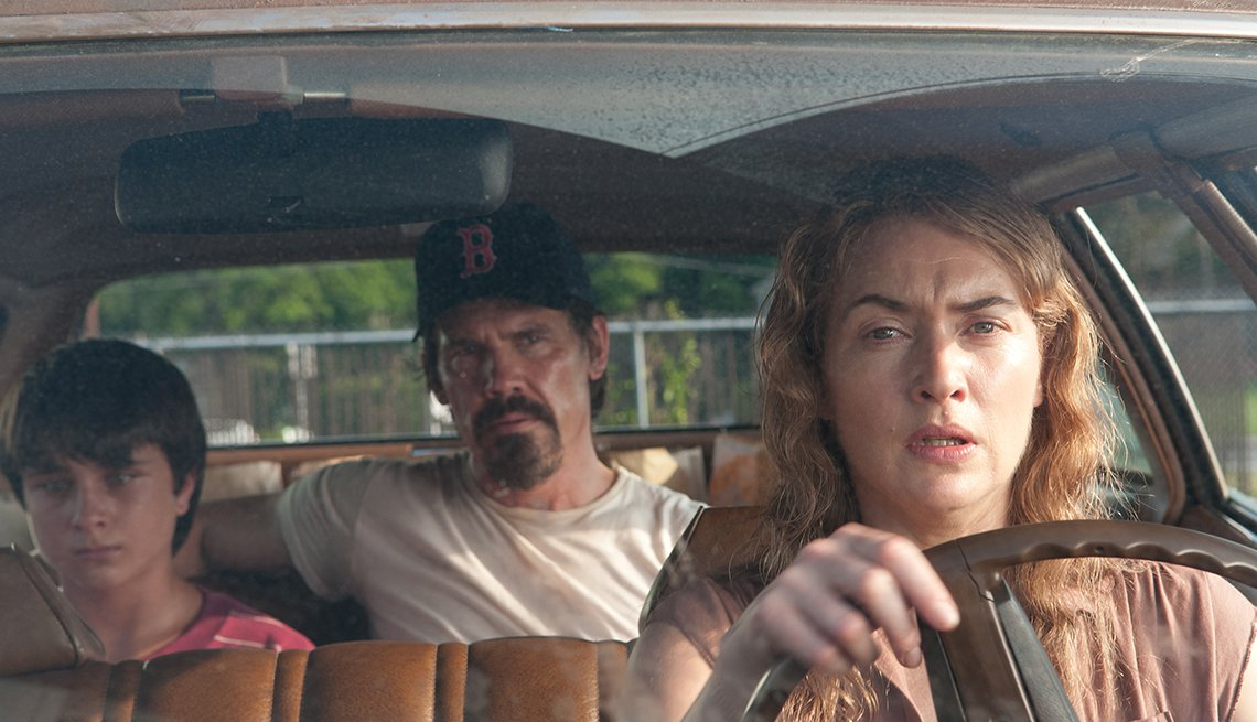Gattlin Griffith, Josh Brolin, Kate Winsle, Labor Day, movie review