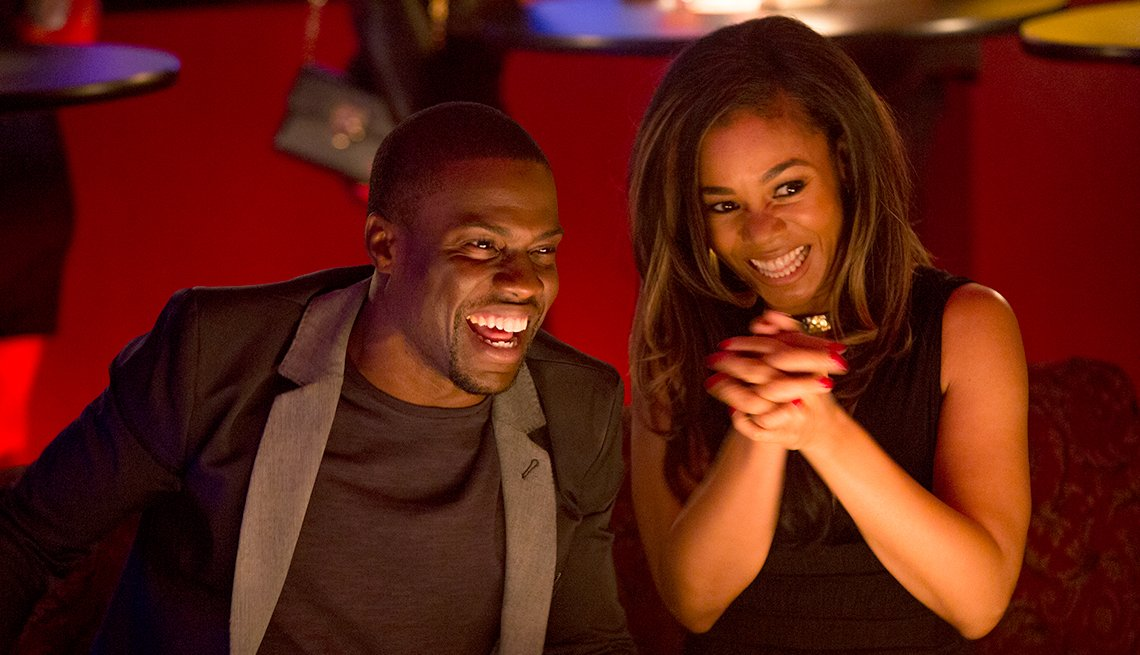 Kevin Hart, Regina Hall, About Last Night, movie review