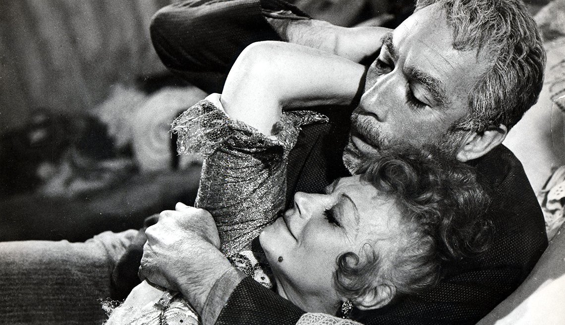 Lila Kedrova, Anthony Quinn, Zorba, Best Supporting Actress