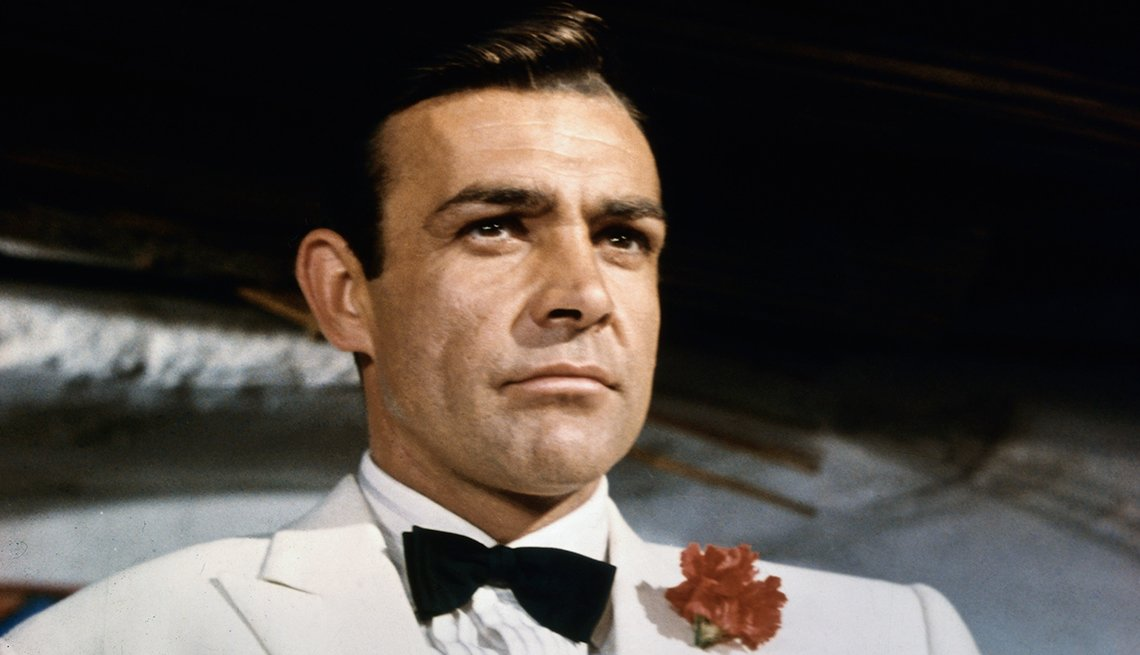 Sean Connery, James Bond, Goldfinger, Best Sound Effects