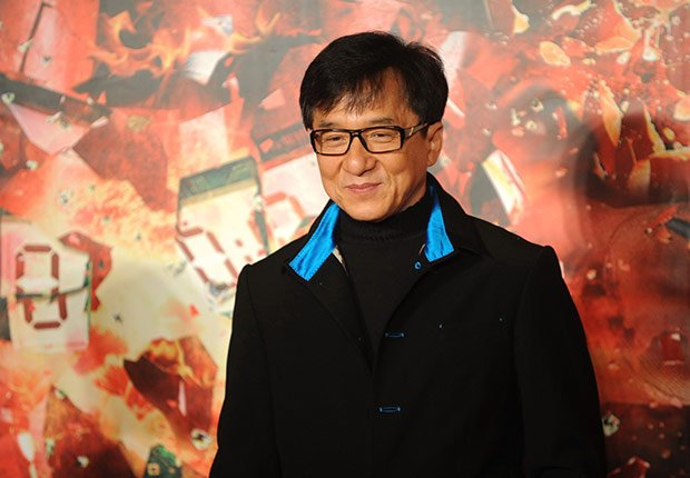 Jackie Chan, 60. April Milestone Birthdays.