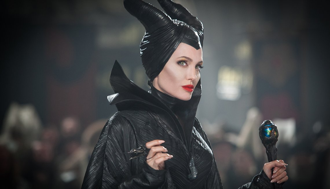 Angelina Jolie, Maleficent, Disney, movie review