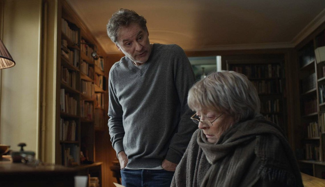 Kevin Kline, Maggie Smith, My Old Lady, Movies