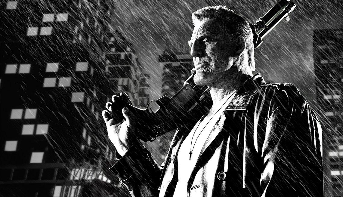 Mickey Rourke, Sin City, Summer Movie Preview