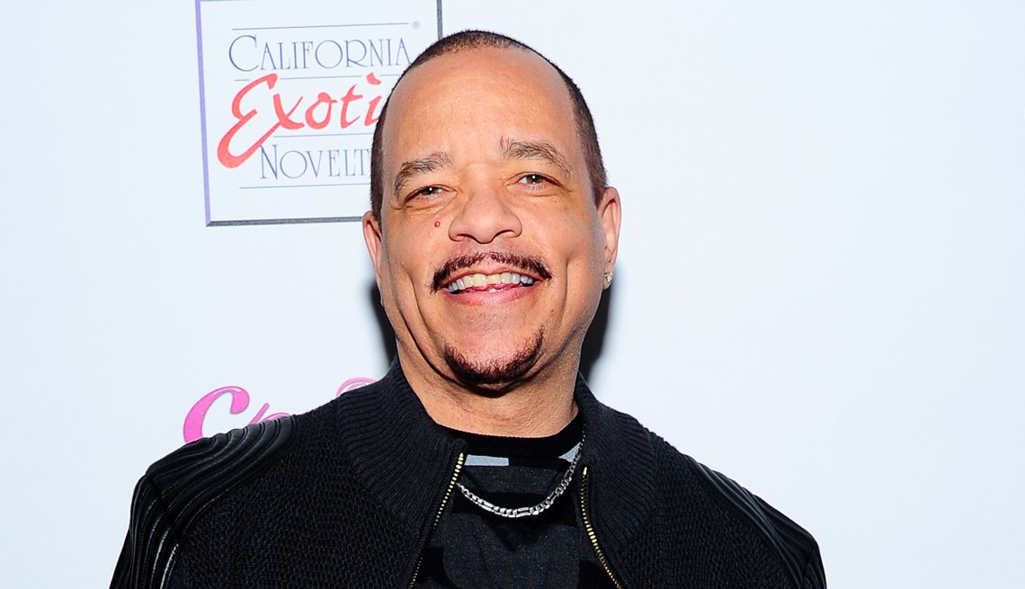 Actor, Rapper, Musician, Ice T, Poses At Event, Celebrities From New Jersey, Jersey Boys