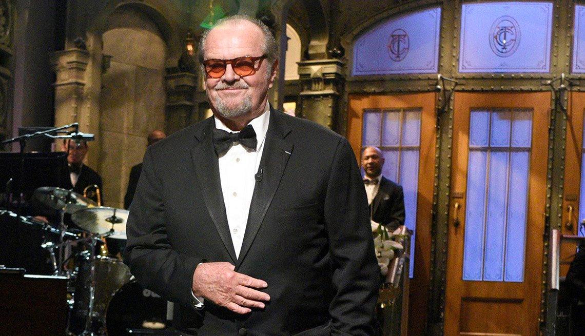 Actor Jack Nicholson, On Stage, Saturday Night Live, Television Show, Celebrities From New Jersey, Jersey Boys