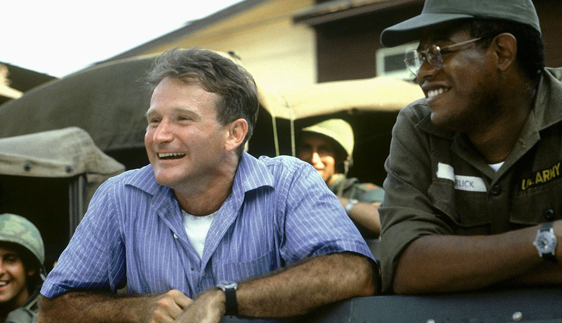 Good Morning Vietnam, Movie, Robin Williams, Forest Whitaker, Robin Williams Best Roles