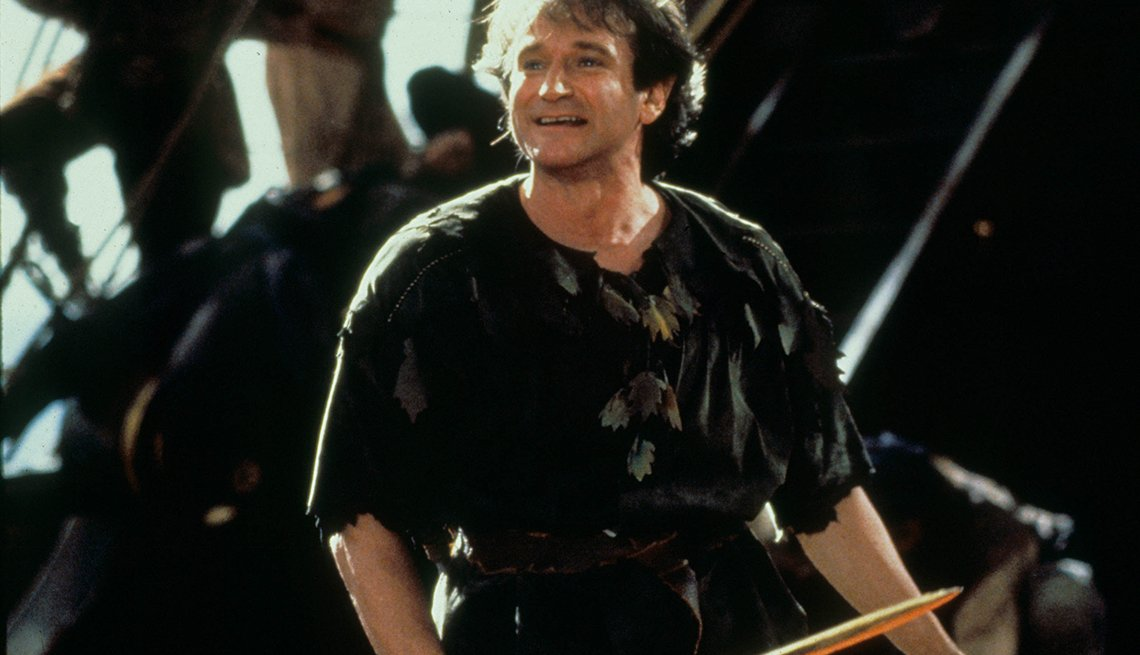 Hook, Robin Williams, Actor, Movie, Robin Williams Best Roles