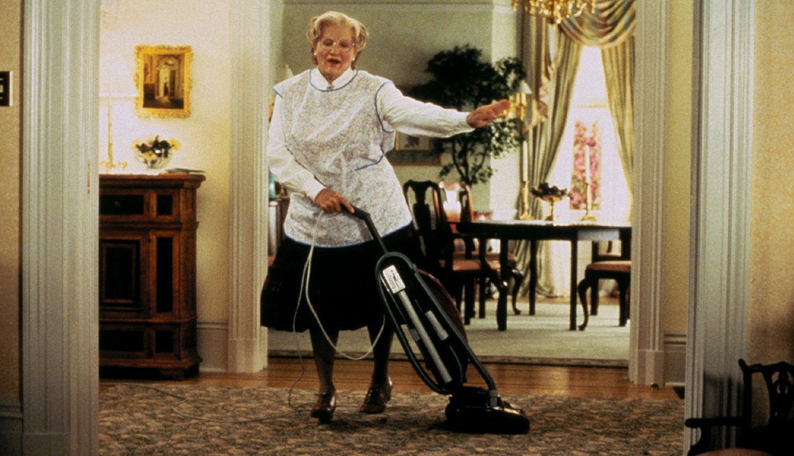 Mrs Doubtfire, Robin Williams Best Roles